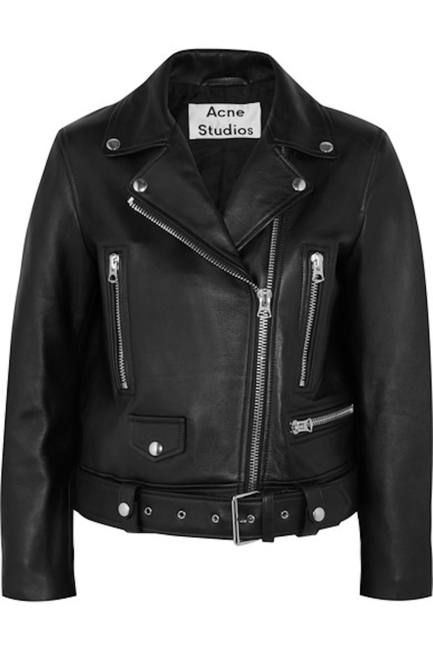 ACNE Leather Jacket