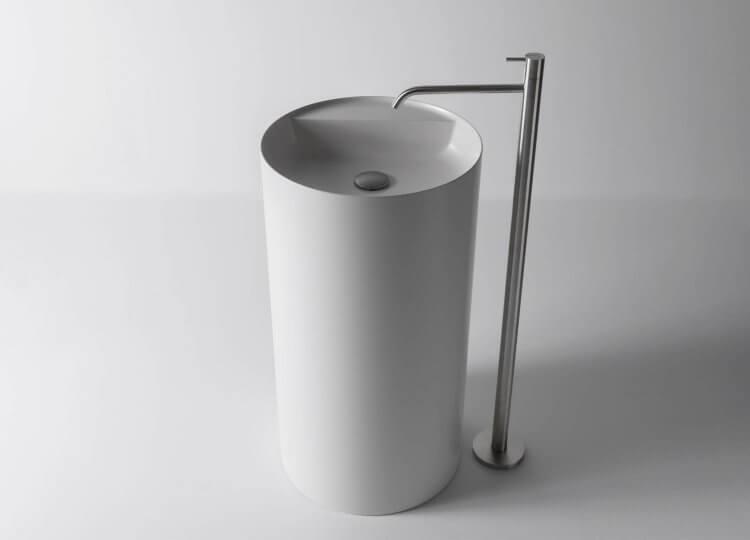 Simplo Freestanding Sink Antoniolupi