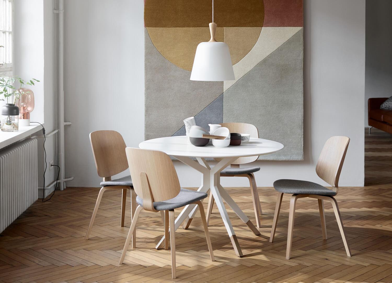 BIllund Dining Table by BoConcept | est living Design Directory