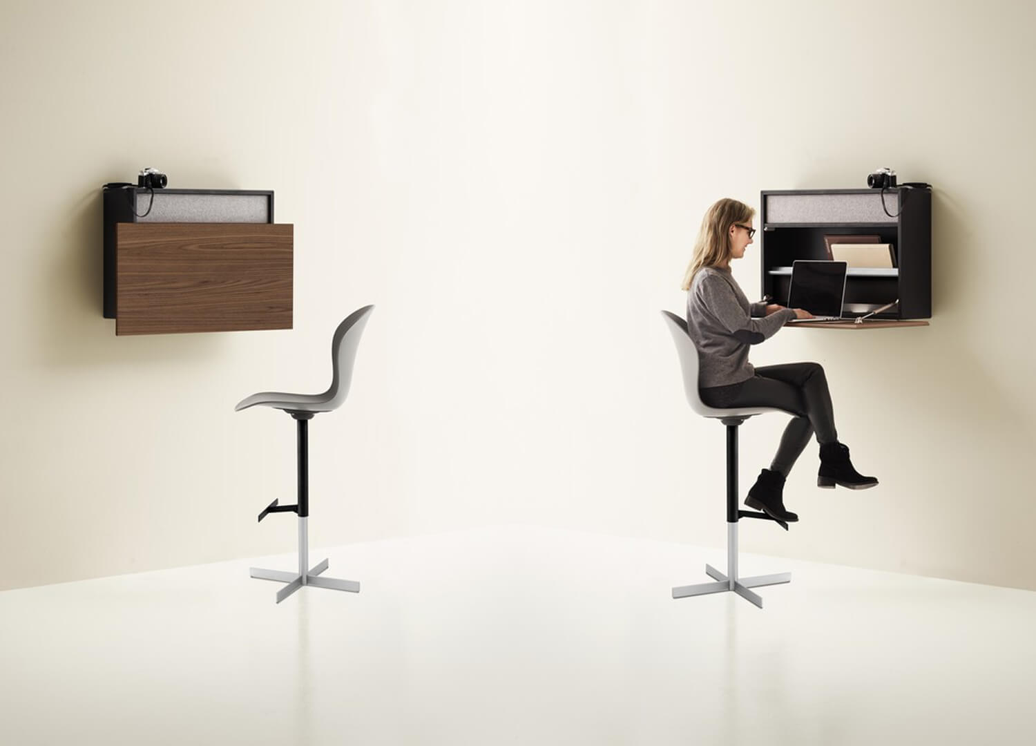 Cupertino Wall Desk By Boconcept Est Living Design Directory