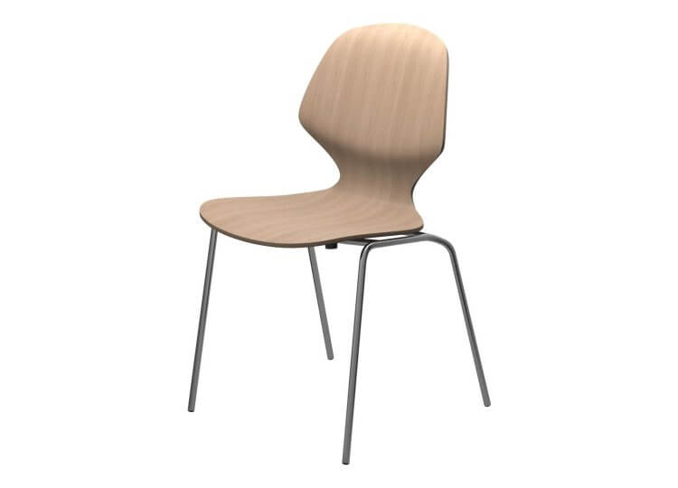 About A Chair By Hay Studio For Cult Furniture Est