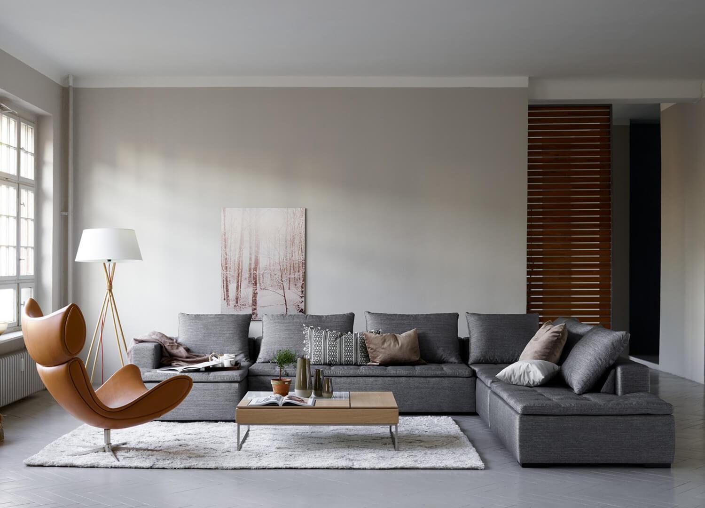 mezzo sofa by boconcept est living design directory. Black Bedroom Furniture Sets. Home Design Ideas