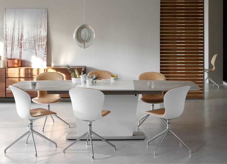 Milano Metropolitan Dining Table Boconcept