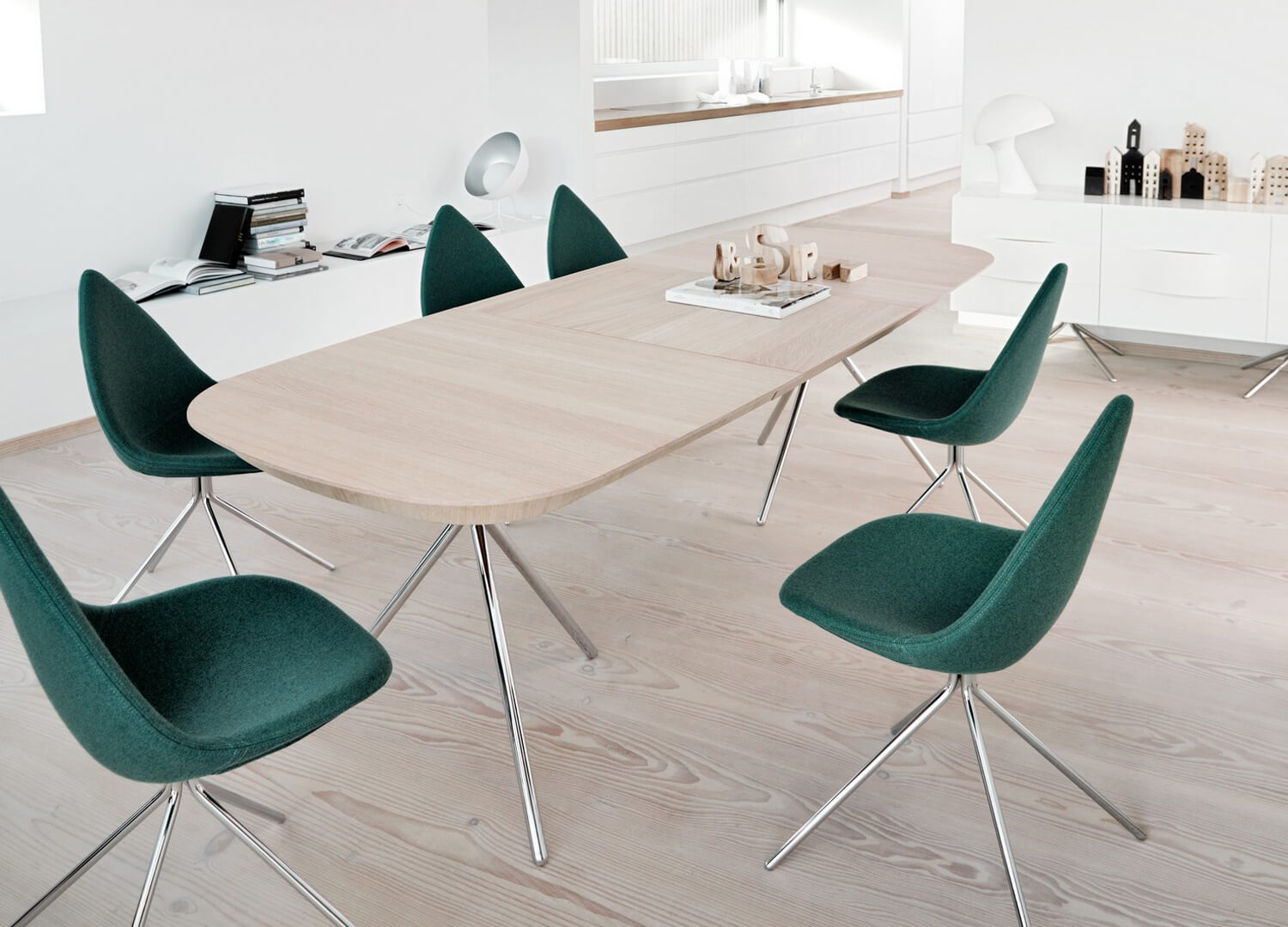 Ottawa Dining Table By Boconcept Est Living Design Directory