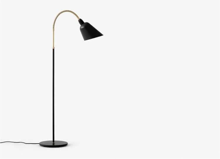 Bellevue Floor Lamp Great Dane