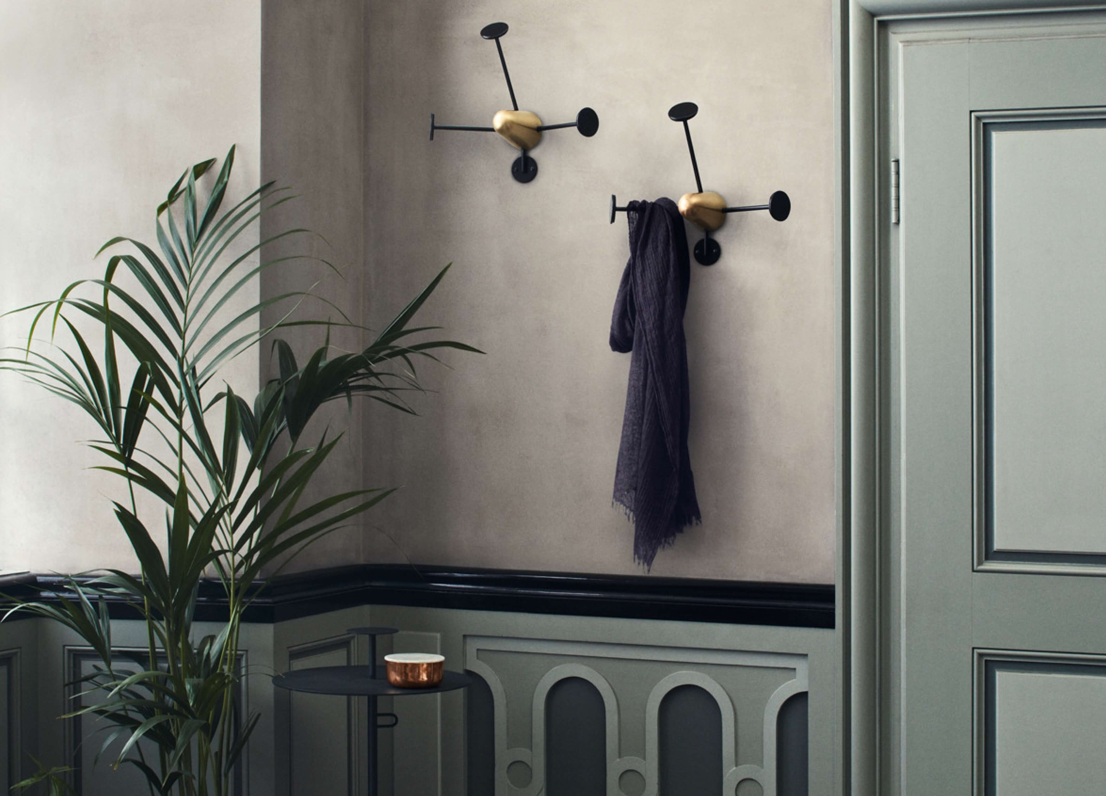 Mategot Coat Rack Gubi