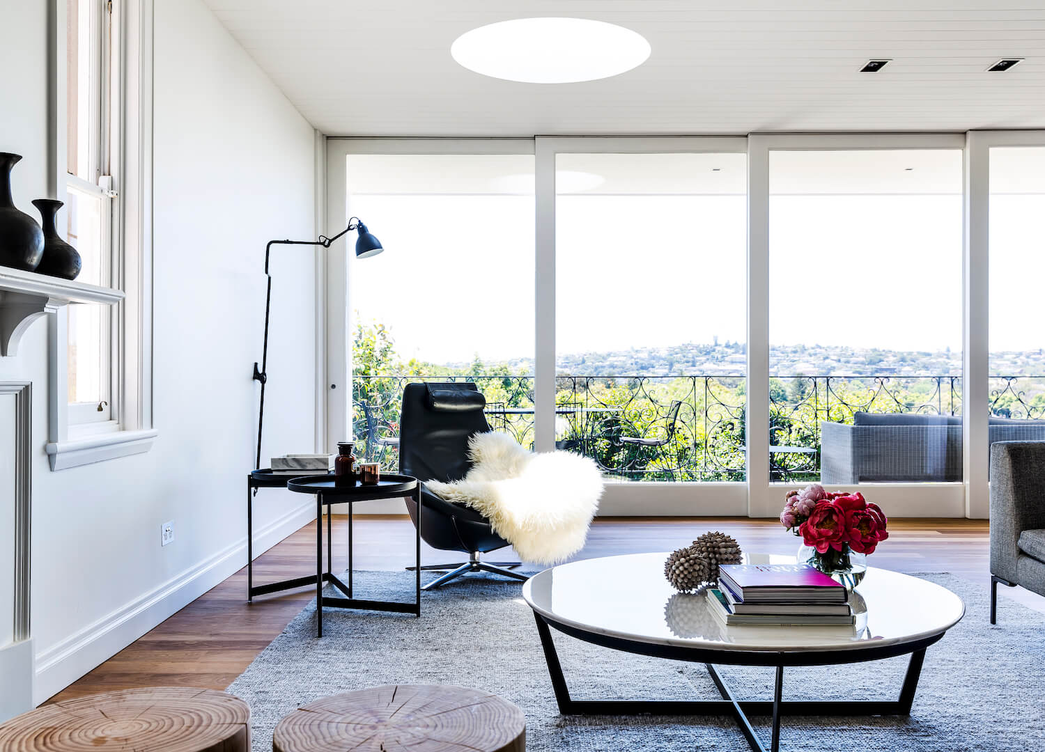 est living australian interiors bellevue hill house madeleine blanchfield architects 1