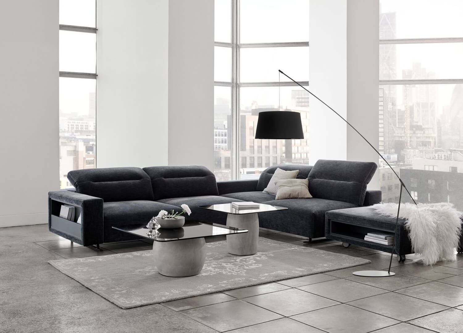 Superieur Hampton Sofa BoConcept