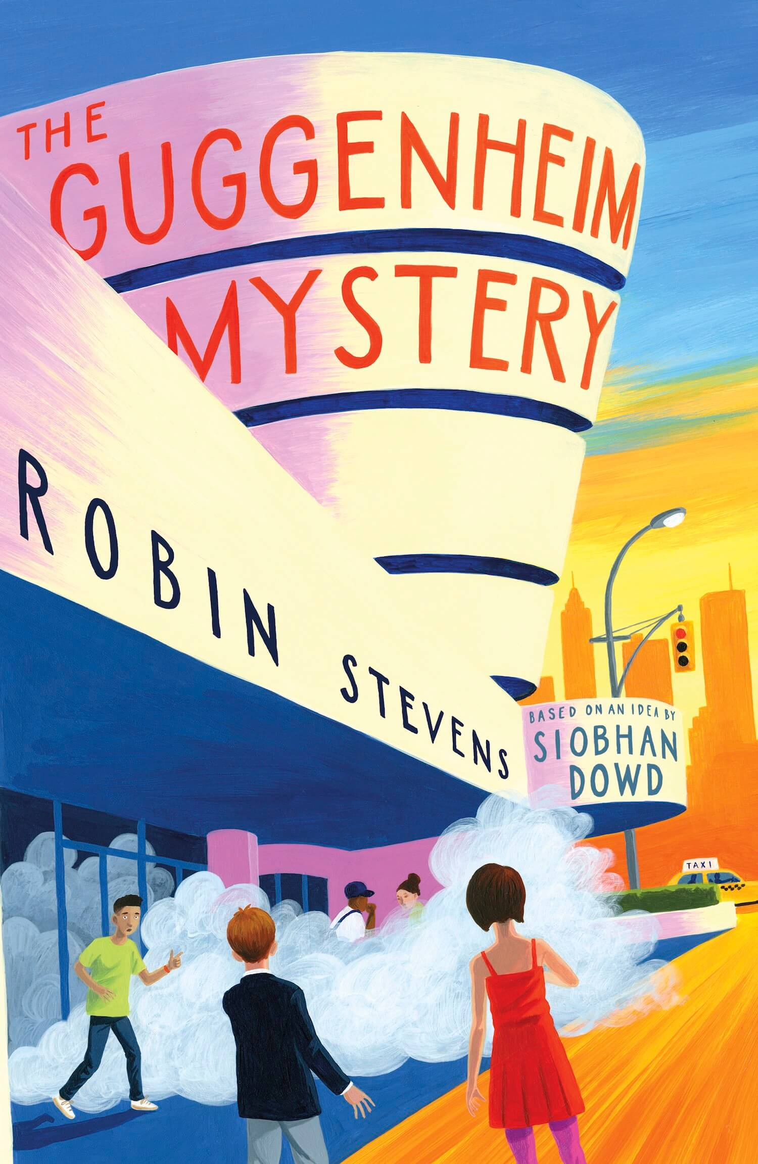 est living gift guide The Guggenheim Mystery FRONT