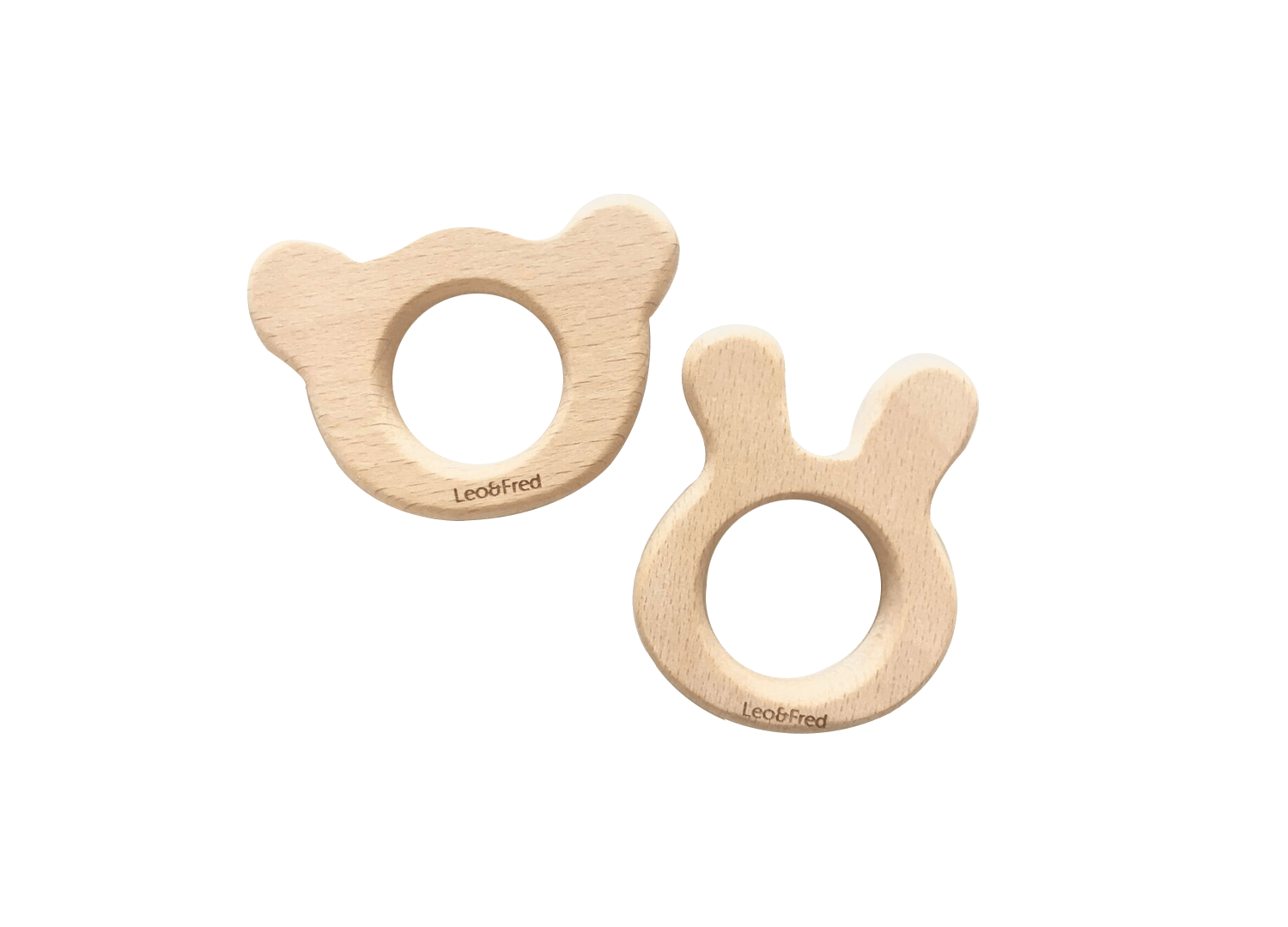 est living gift guide Woodern Bunny Teethers