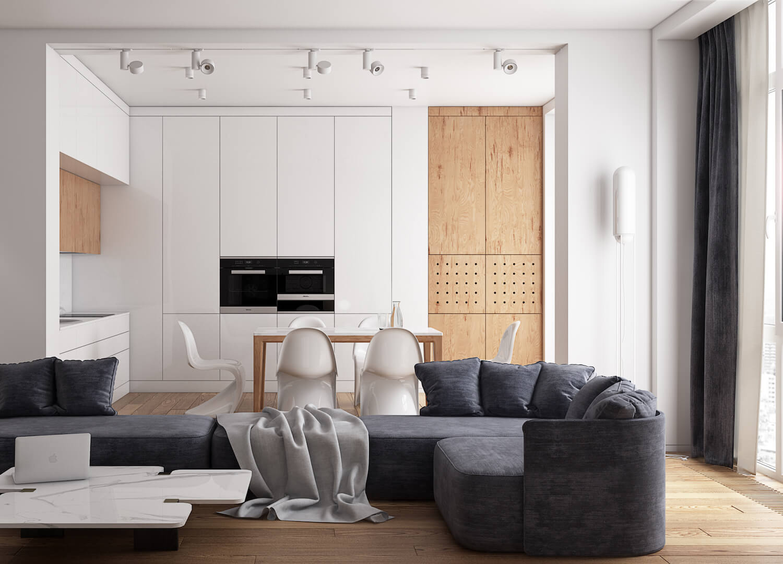 est living global interiors minima apartment by studiopine 8