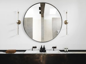 Bathroom: Hunters Hill House by Handelsmann and Khaw