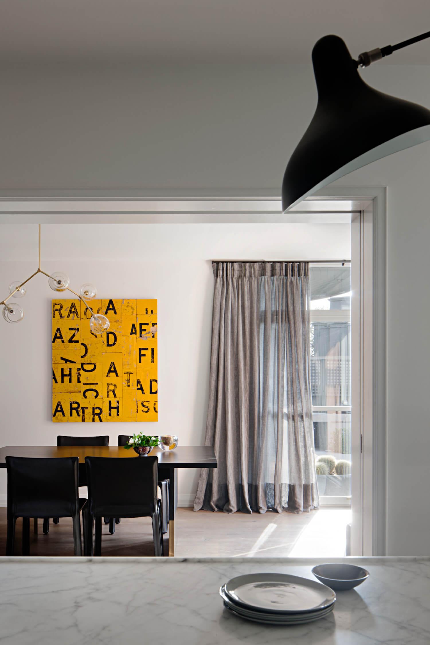 est living interiors toorak residence hecker guthrie 10