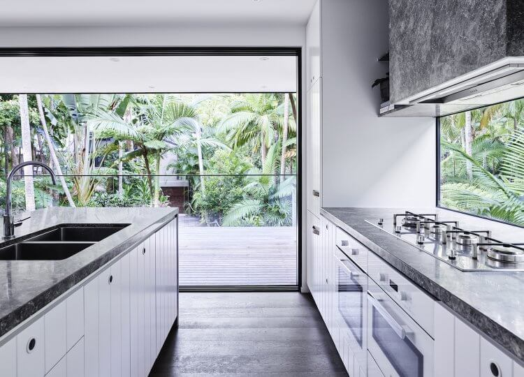 Edge of the Rainforest by Mim Design