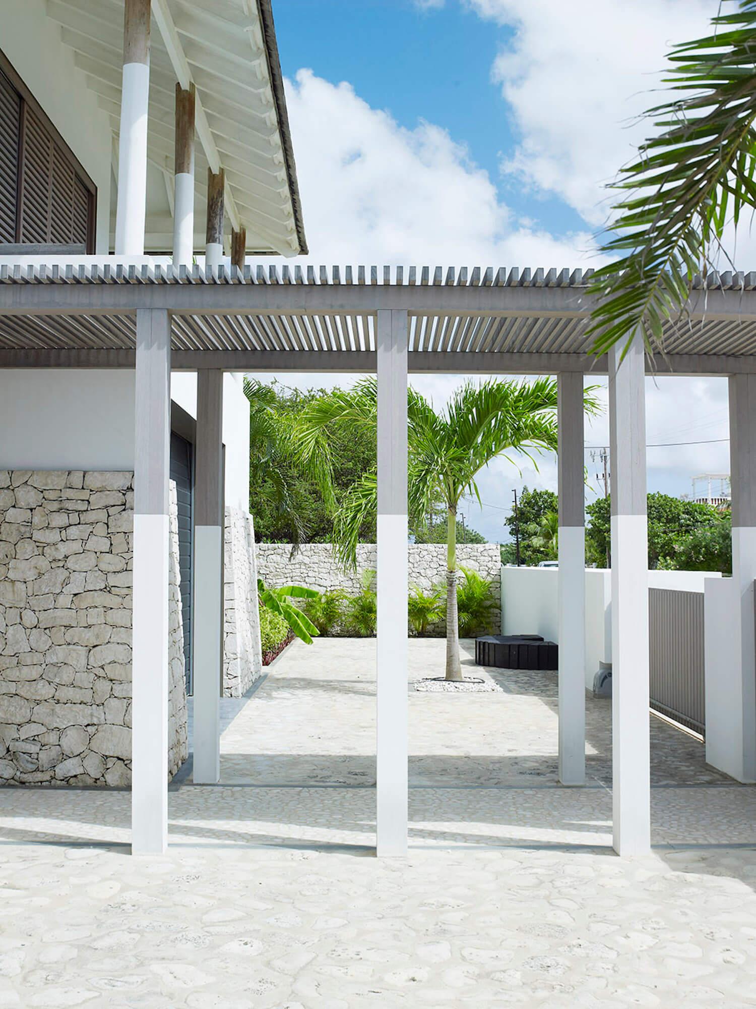est living piet boon beach villa caribbean 2