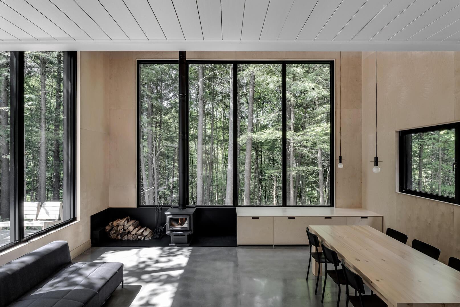 est living Grand Pic Chalet Appareil Architecture 10