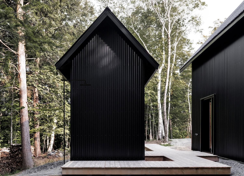 est living Grand Pic Chalet Appareil Architecture 16