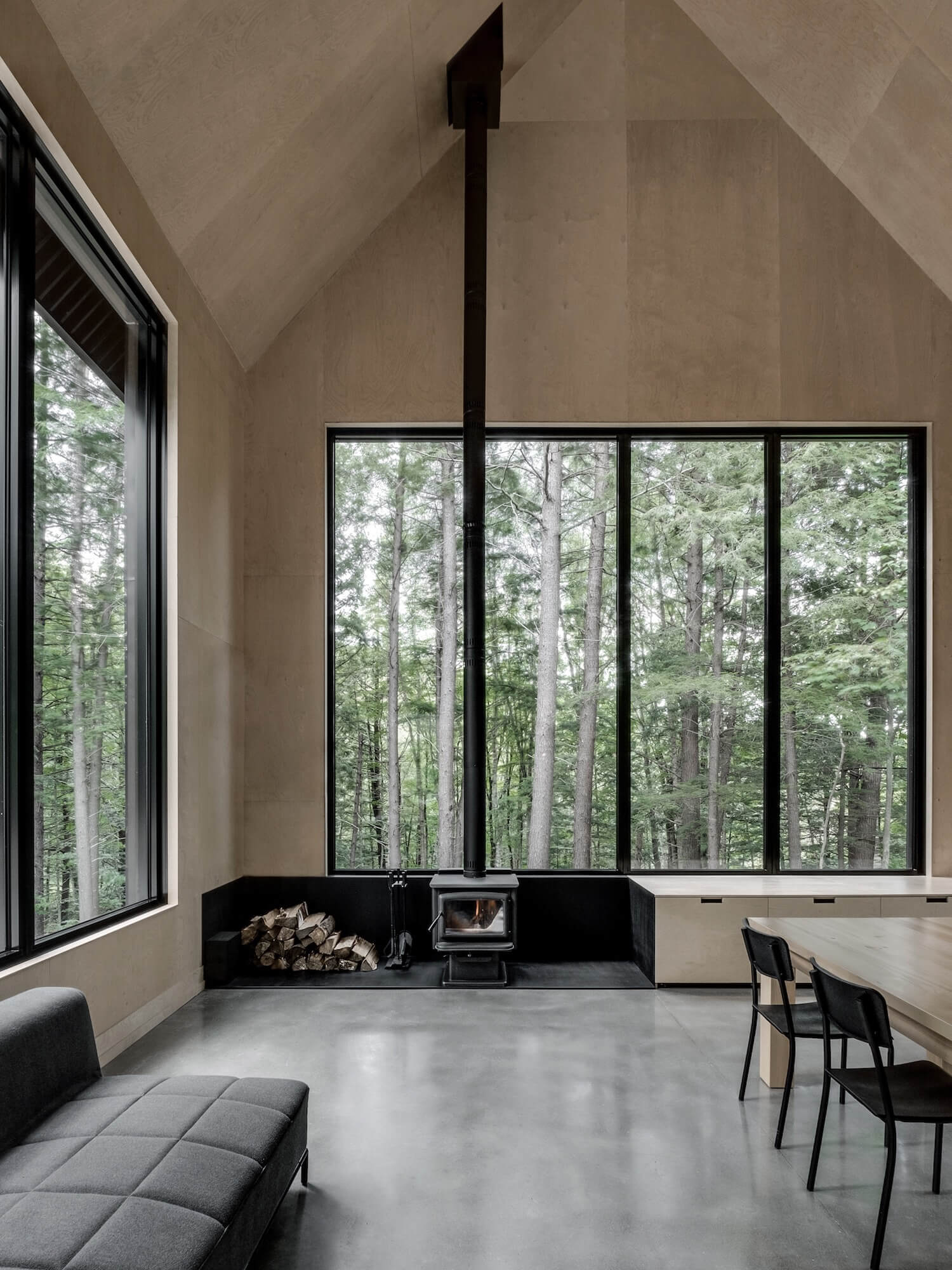 est living Grand Pic Chalet Appareil Architecture 18