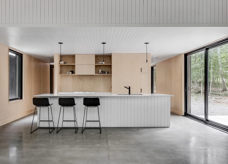 est living Grand Pic Chalet Appareil Architecture 7