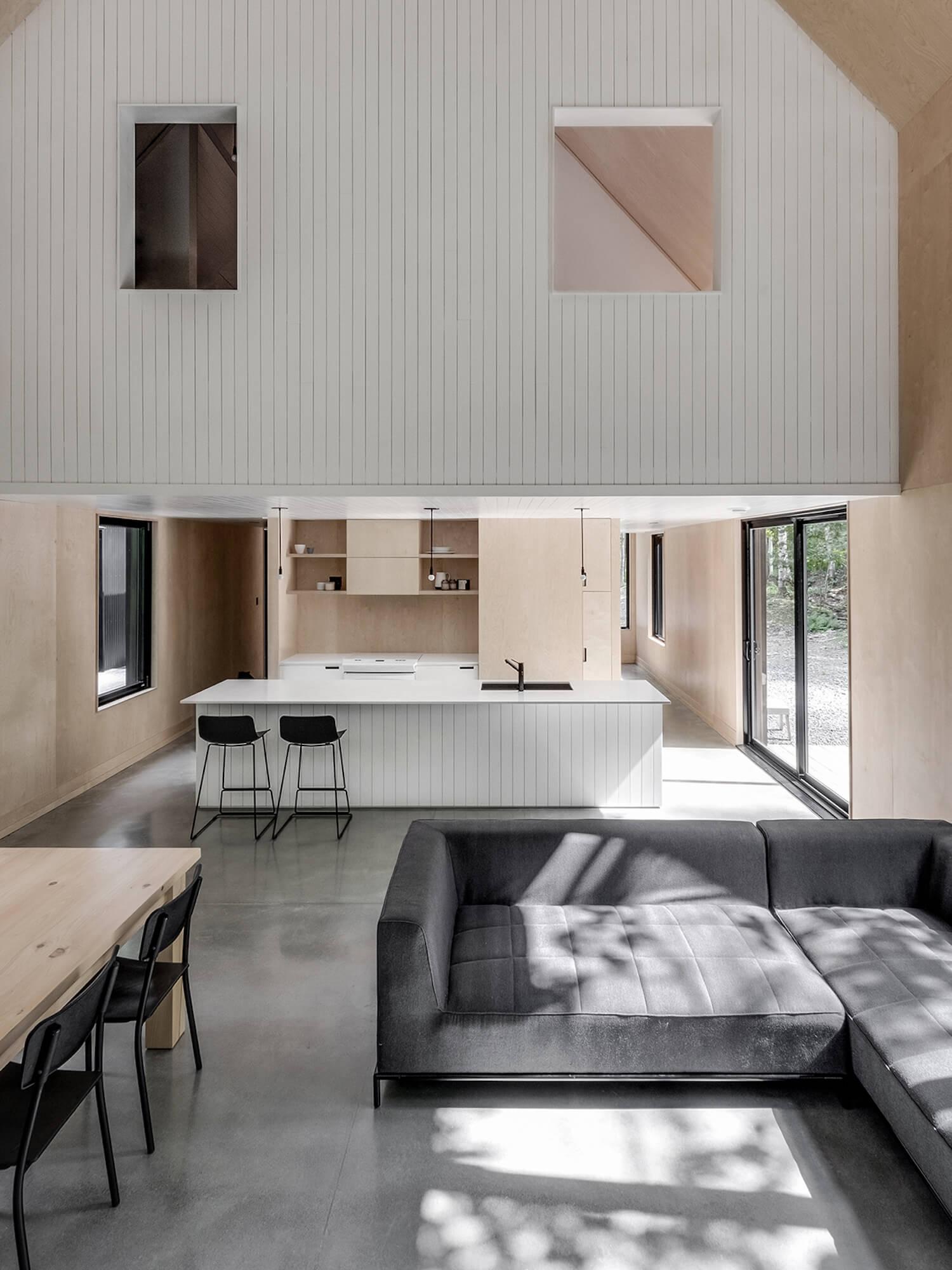 est living Grand Pic Chalet Appareil Architecture 9