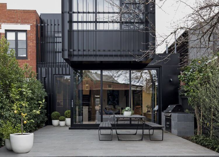 Alterations & Additions | Carlton North House by Techne Architects