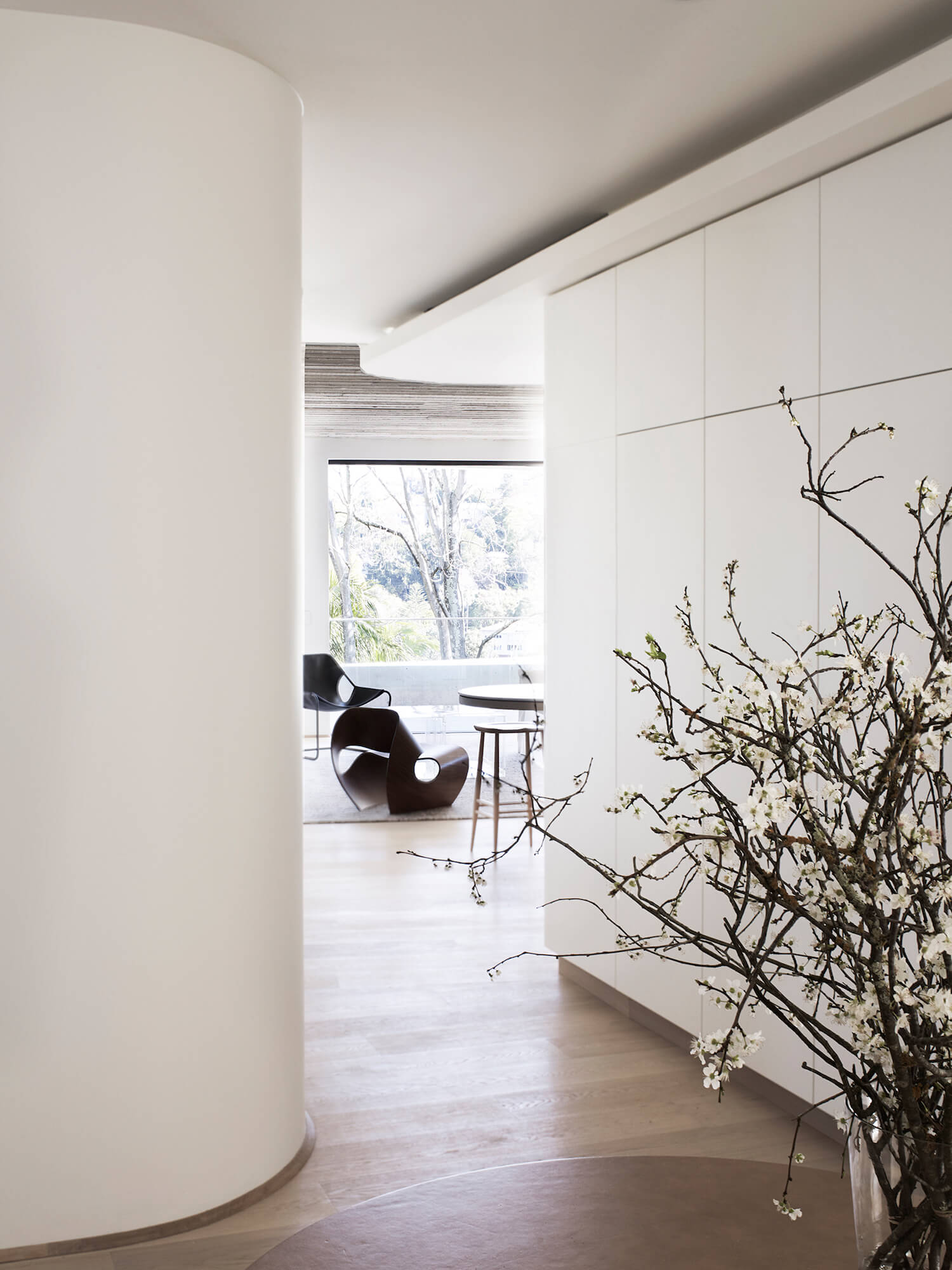 est living interiors luigi rosselli architects the triplex apartments 7