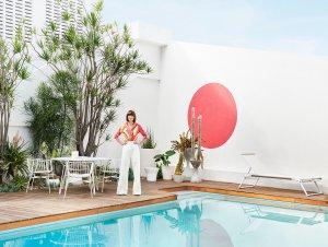 Artist Andrea Sullivan's Interior Style