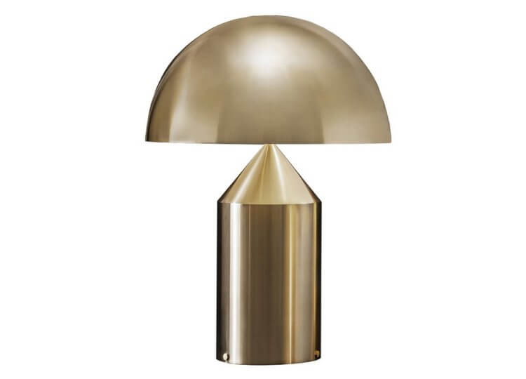 Atollo 238 Table Lamp Euroluce