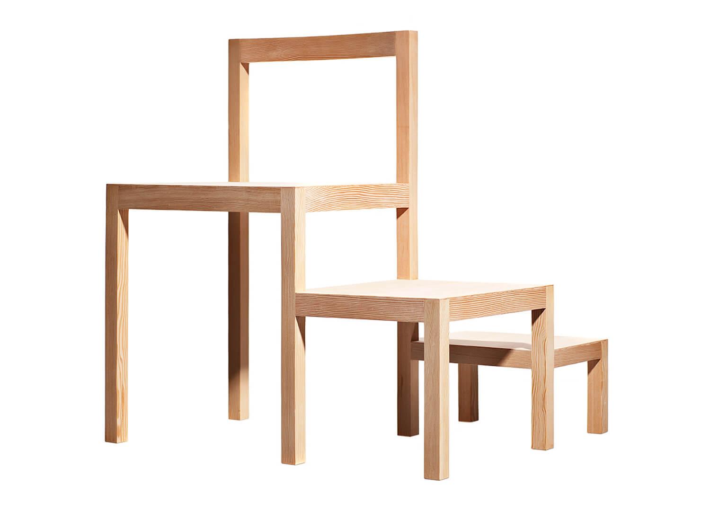 Est Living Design Directory Cecilie Manz Pluralis Chair 1