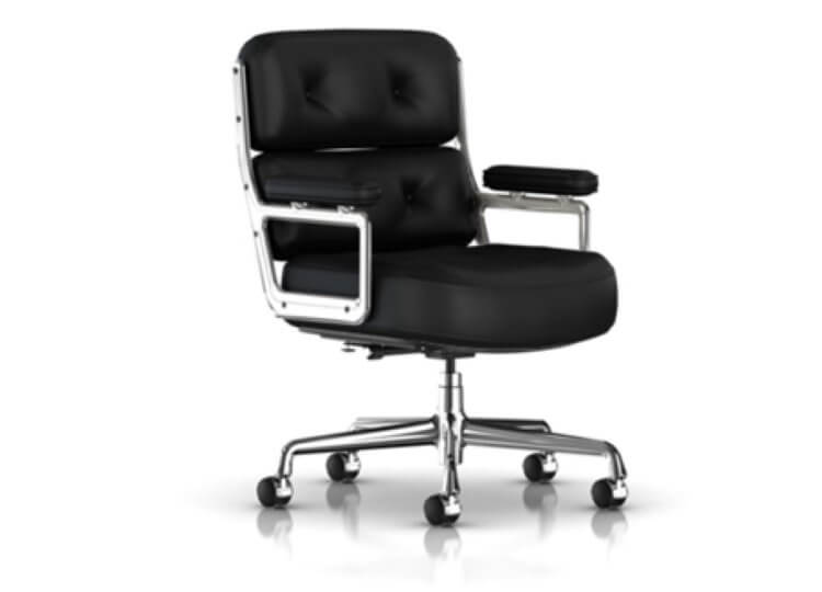 Eames Time Life Executive Chair Luke Furniture