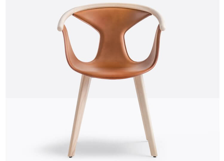Fox Armchair Pedrali