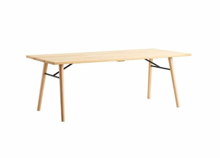 Split Table Luke Furniture