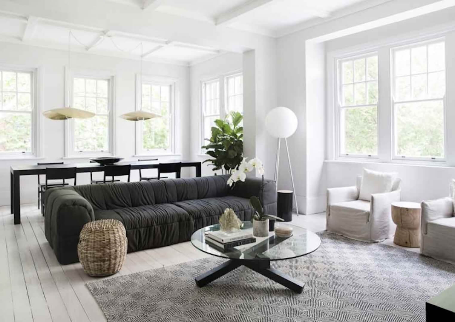 Awesome Est Living Design Directory Mayfair Apartment SJB Interiors Potts Point 13