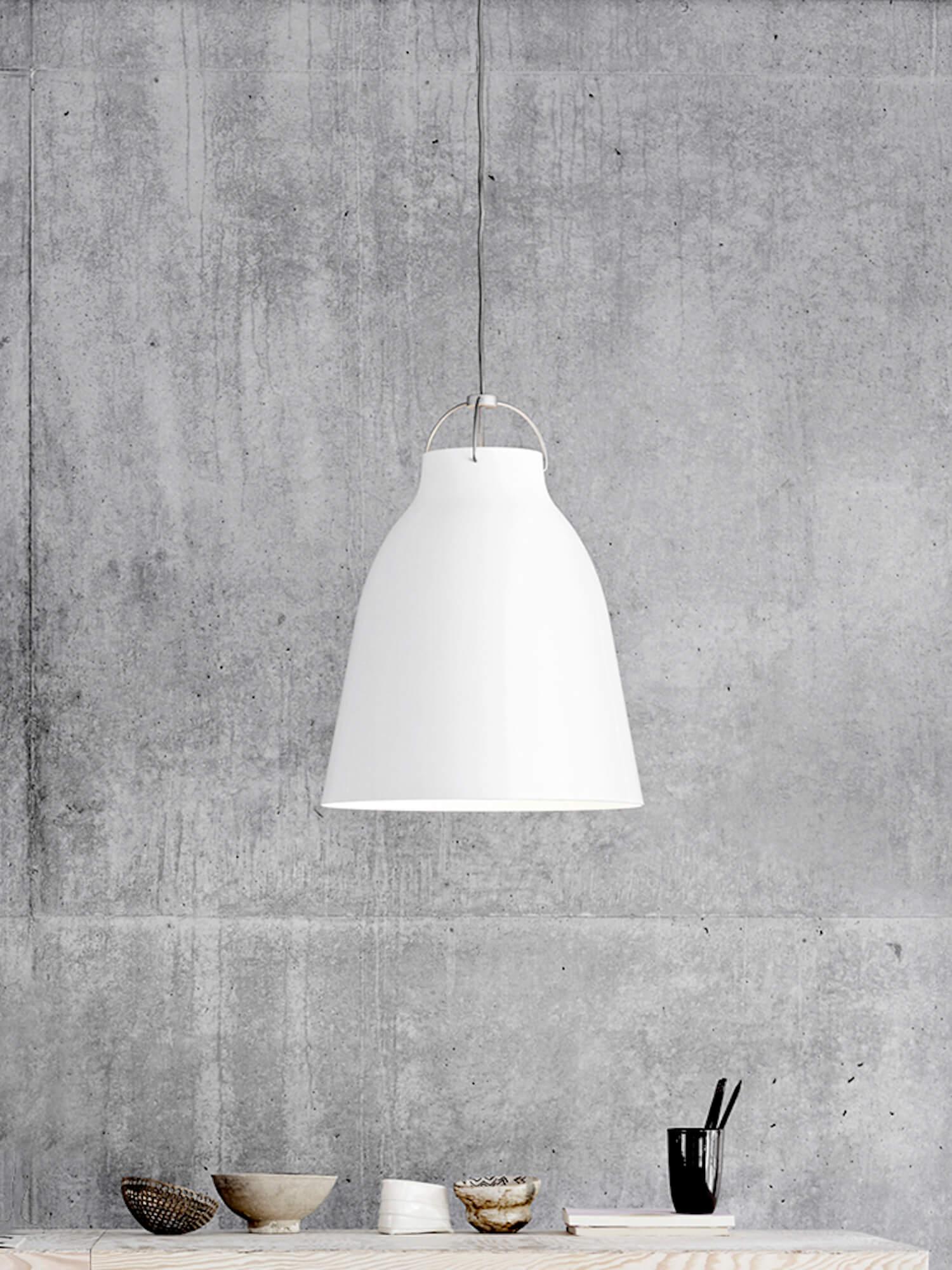 est living maison objet special report Caravaggio P3 White installation 1