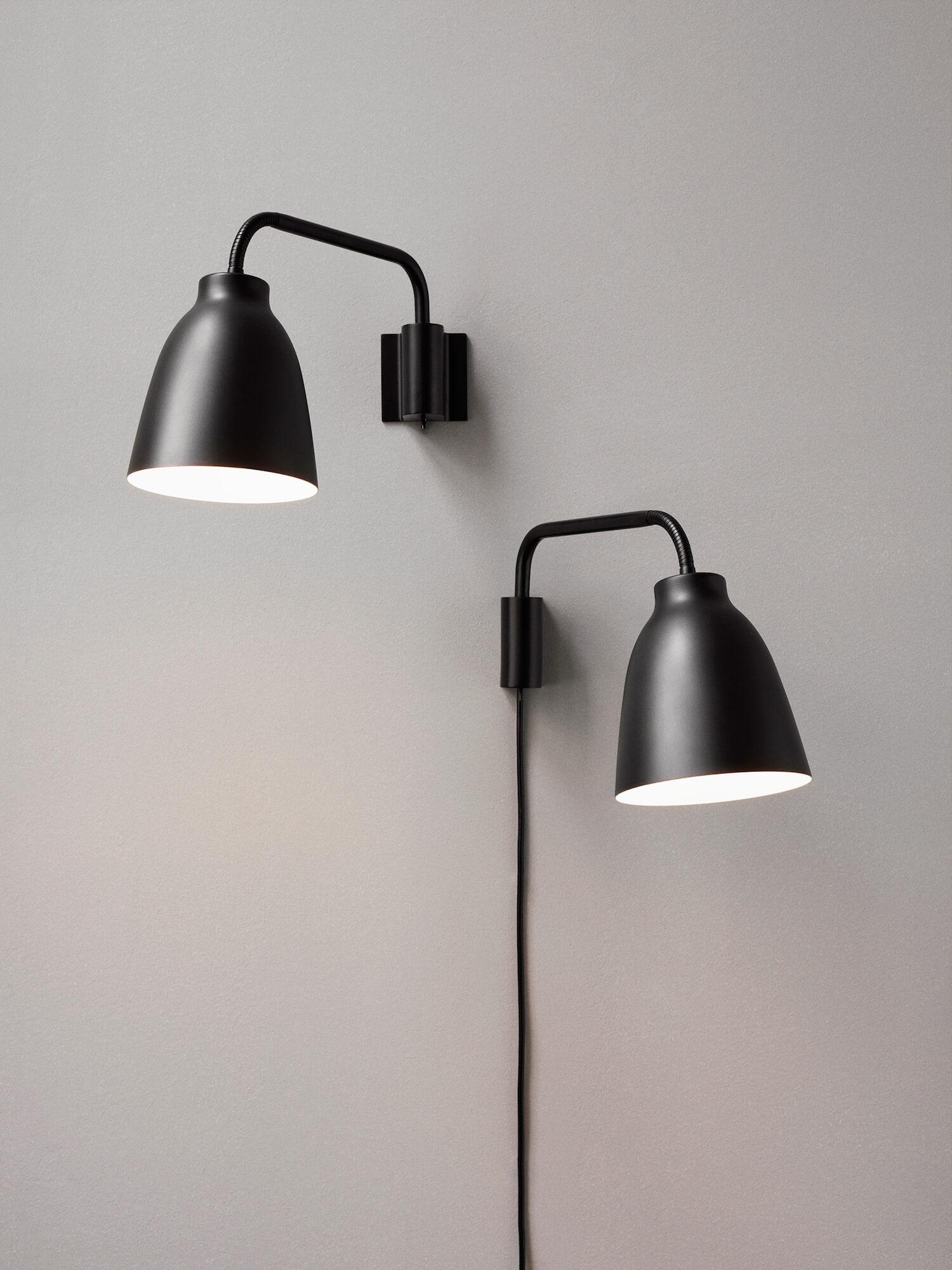 est living maison objet special report caravaggio wall lamp