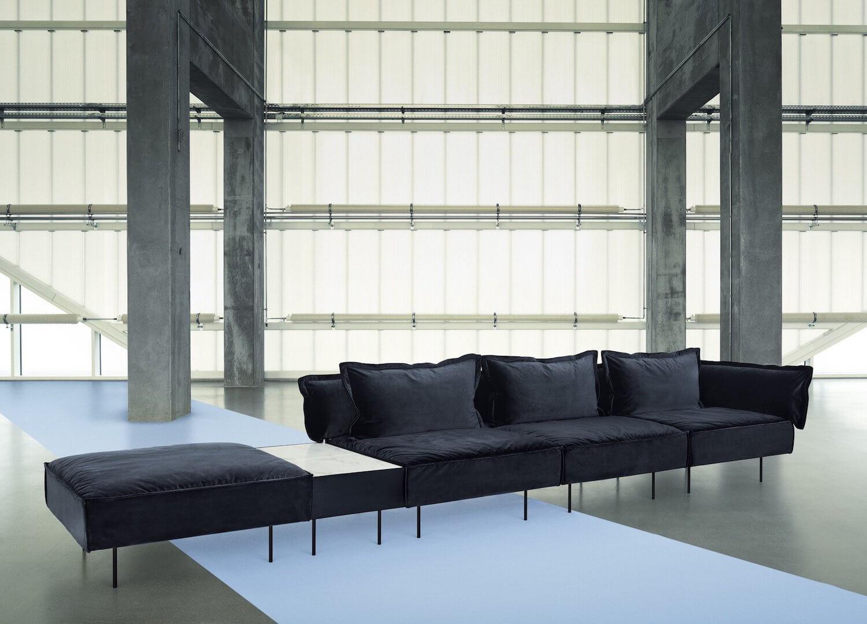 est living maison objet special report handvark modular sofa