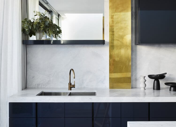 Kitchen: Surry Hills by Fiona Lynch