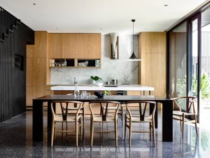 Malvern Townhouse by Pandolfini Architects