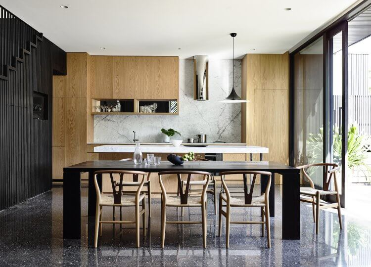 est living australian interiors washington avenue townhouse pandolfini architects 9 750x540