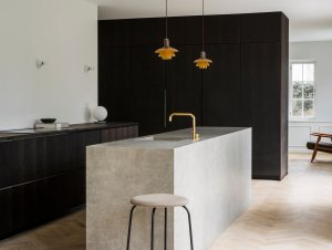 Kitchen: Copenhagen Apartment by Norm Architects