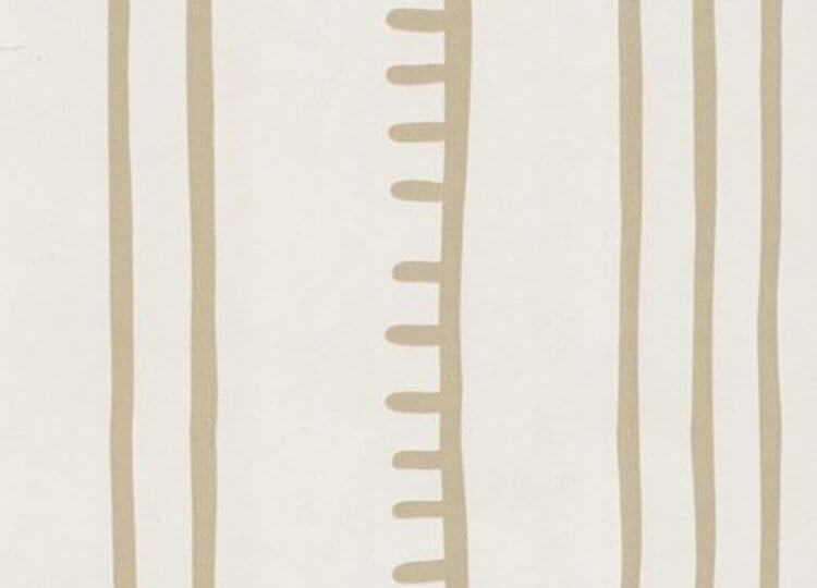 Porter's Paints – Higgledy Piggledy Stripe Wallpaper
