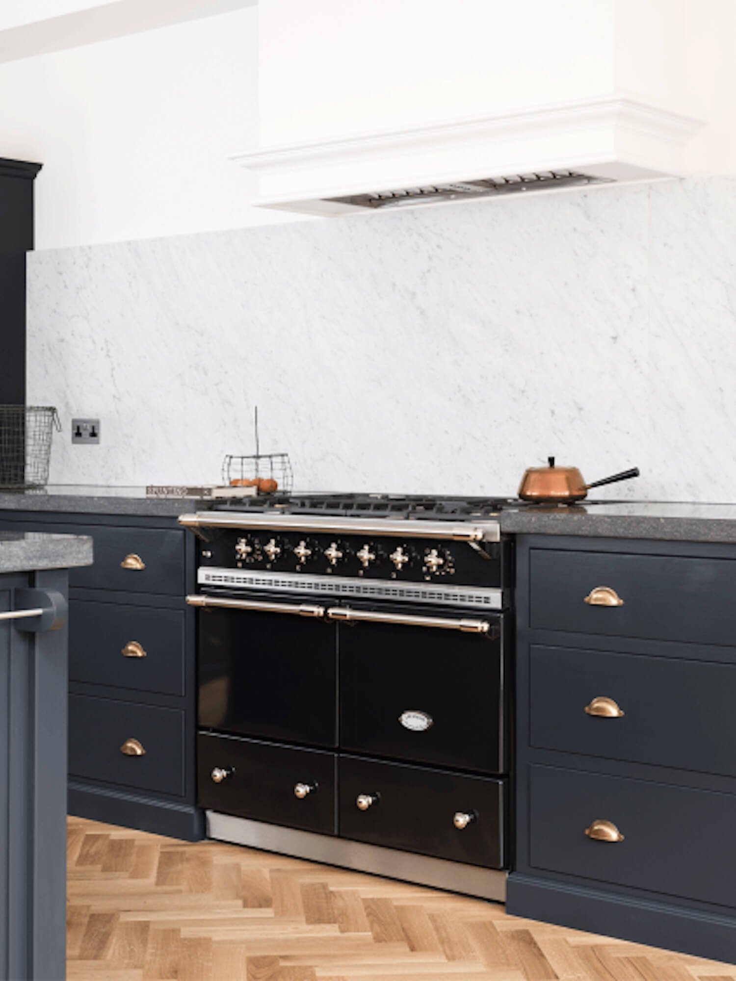 est living lacanche oven classic kitchens feature 1