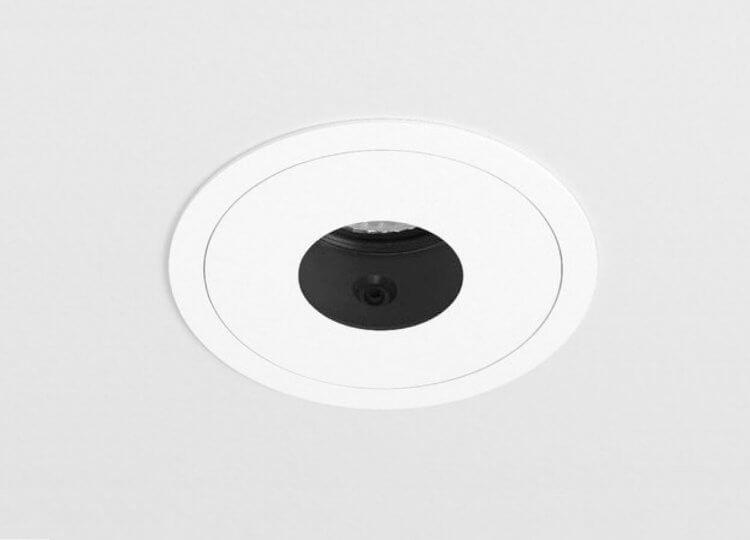 Disk-O Fixed White Light