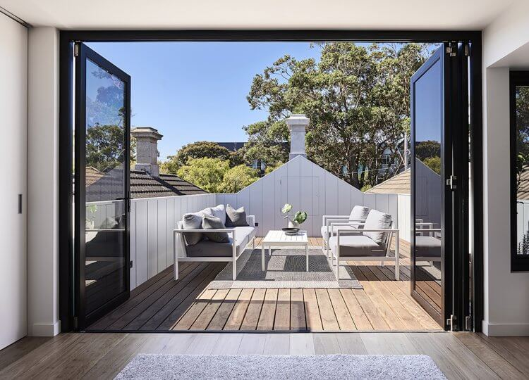 Albert Park Terrace by Dan Webster Architecture
