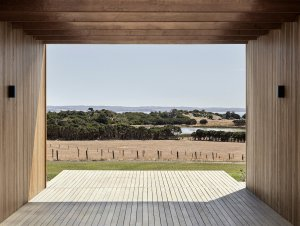Two Pavilions by Tom Robertson Architects