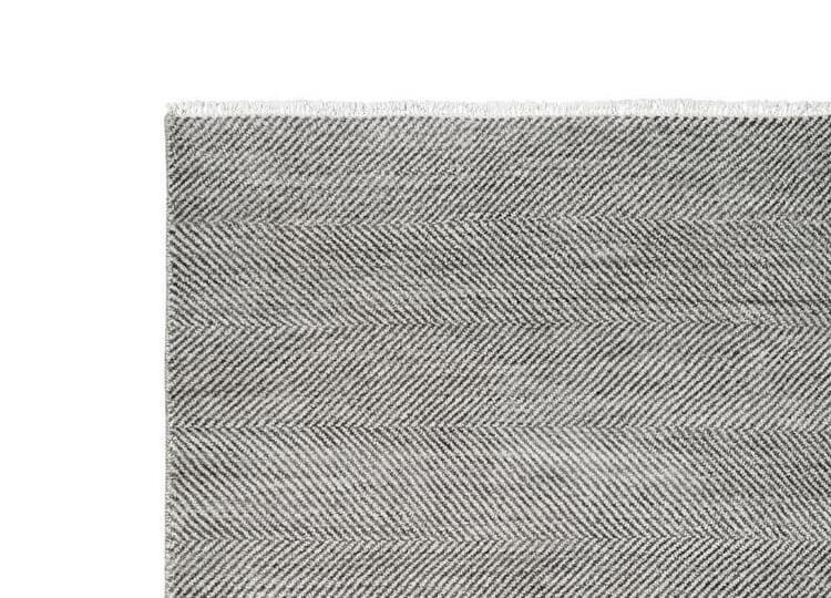 Babylon Rug - Sterling & Graphite Armadillo & Co