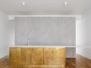 Bolshoy Levinsky Apartment by Crosby Studios