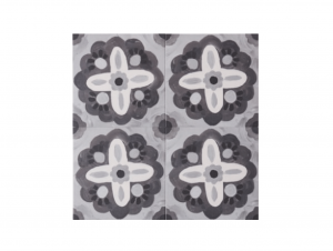 Bonnie and Neil Aegean Glazed Tile