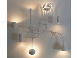Seven Shapes Wall Light