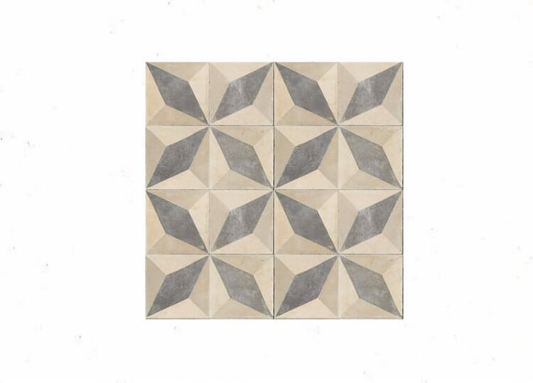 Cubic Alternative Antique Tile
